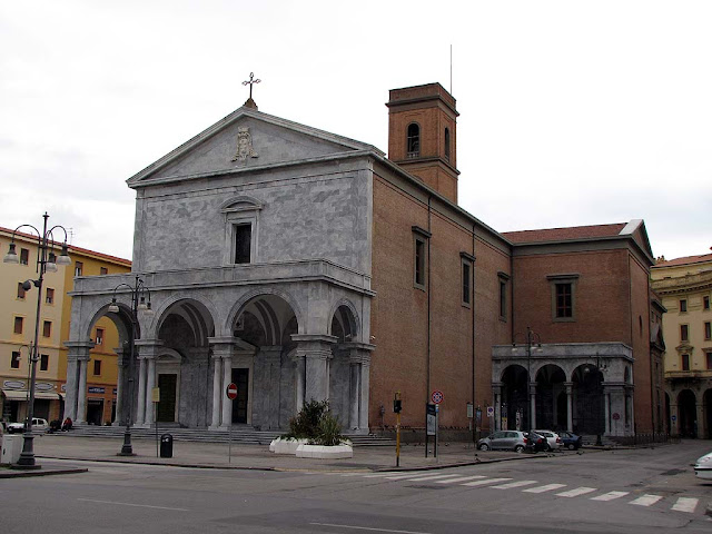 Cathedral of San Francesco (Saint Francis), Livorno
