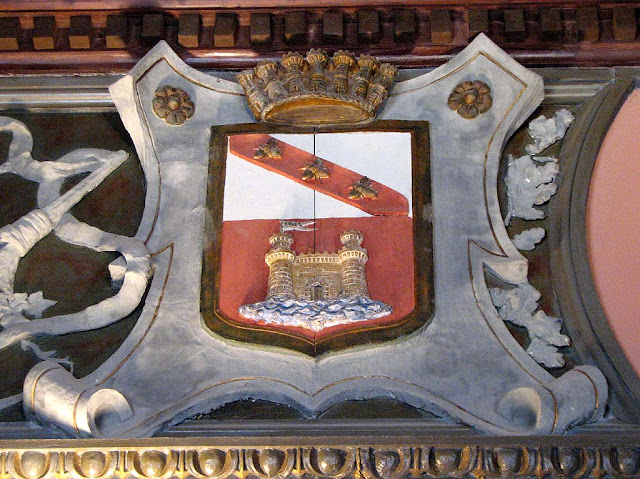 Coat of arms of the province of Livorno, Istituto Pietro Mascagni, Livorno
