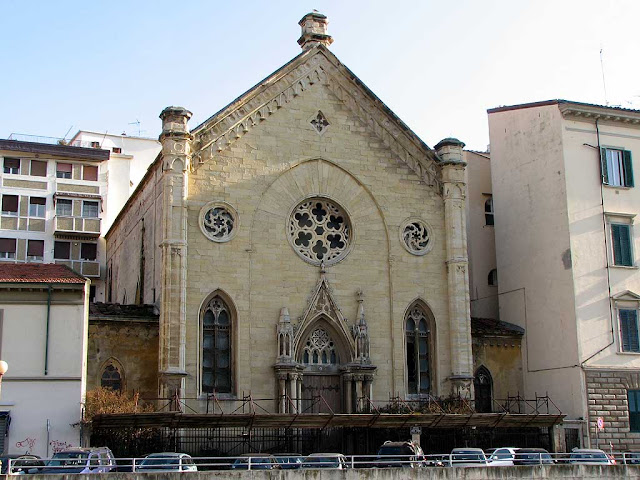 Dutch church, Livorno