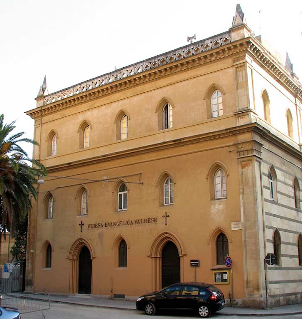 Waldensian church, Chiesa Valdese, Livorno