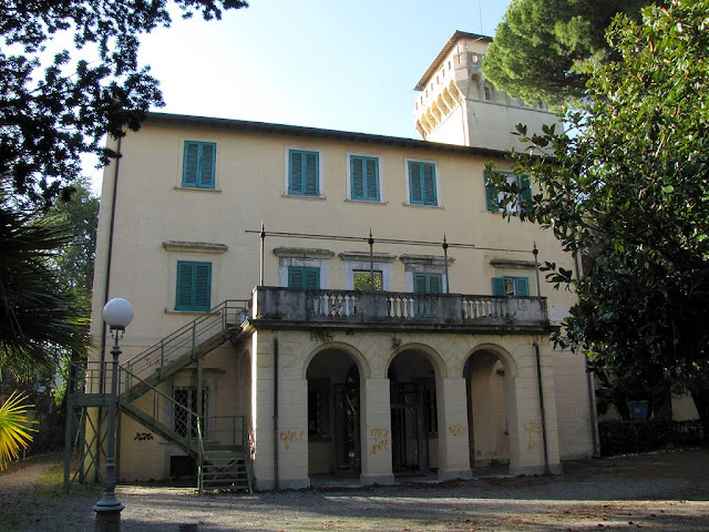 Villa Maria, Livorno