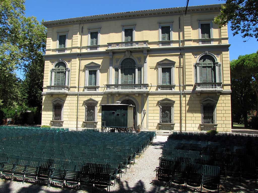 Livorno una foto al giorno: Arena Fabbricotti