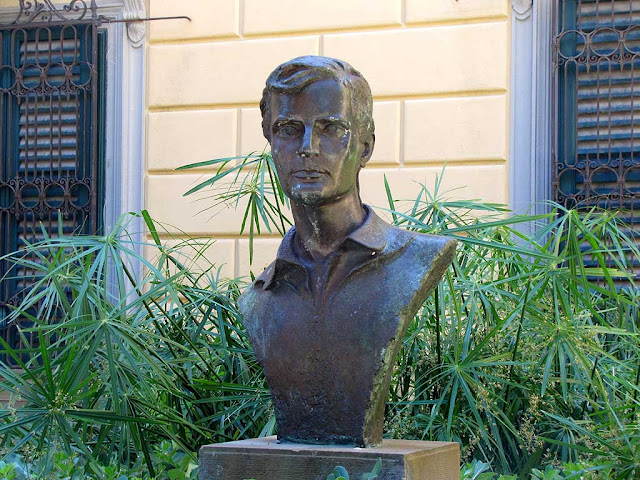 Bust of Amedeo Modigliani, Livorno