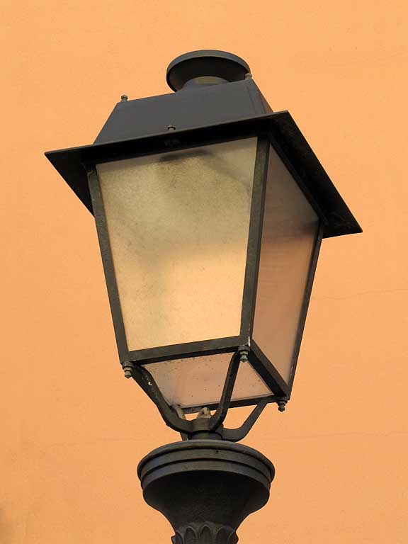 Lantern, street light, Livorrno