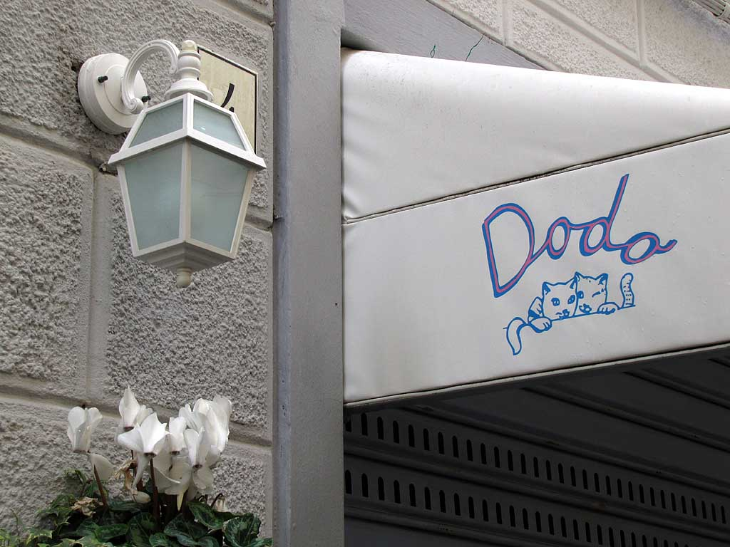 Dodo, clothes shop, Livorno