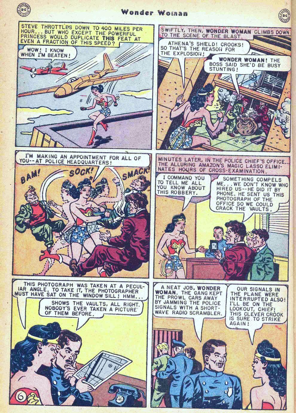 Read online Wonder Woman (1942) comic -  Issue #35 - 8