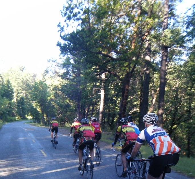 Northcoast Bike Rides: Hayfork Century