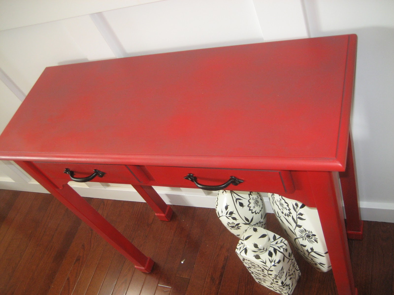 red entry table. Red Entry Table R
