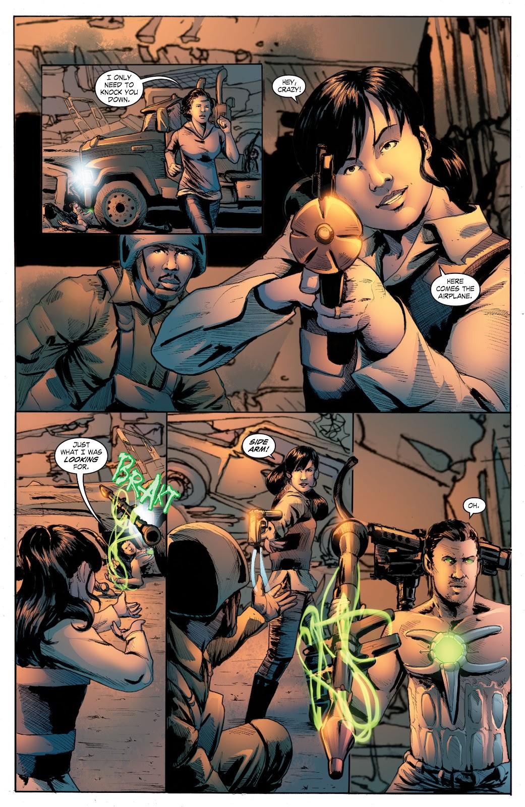 Read online Smallville Season 11 [II] comic -  Issue # TPB 4 - 139