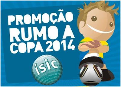 Promoção rumo a copa 2014
