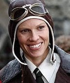 Hilary Swank as Amelia