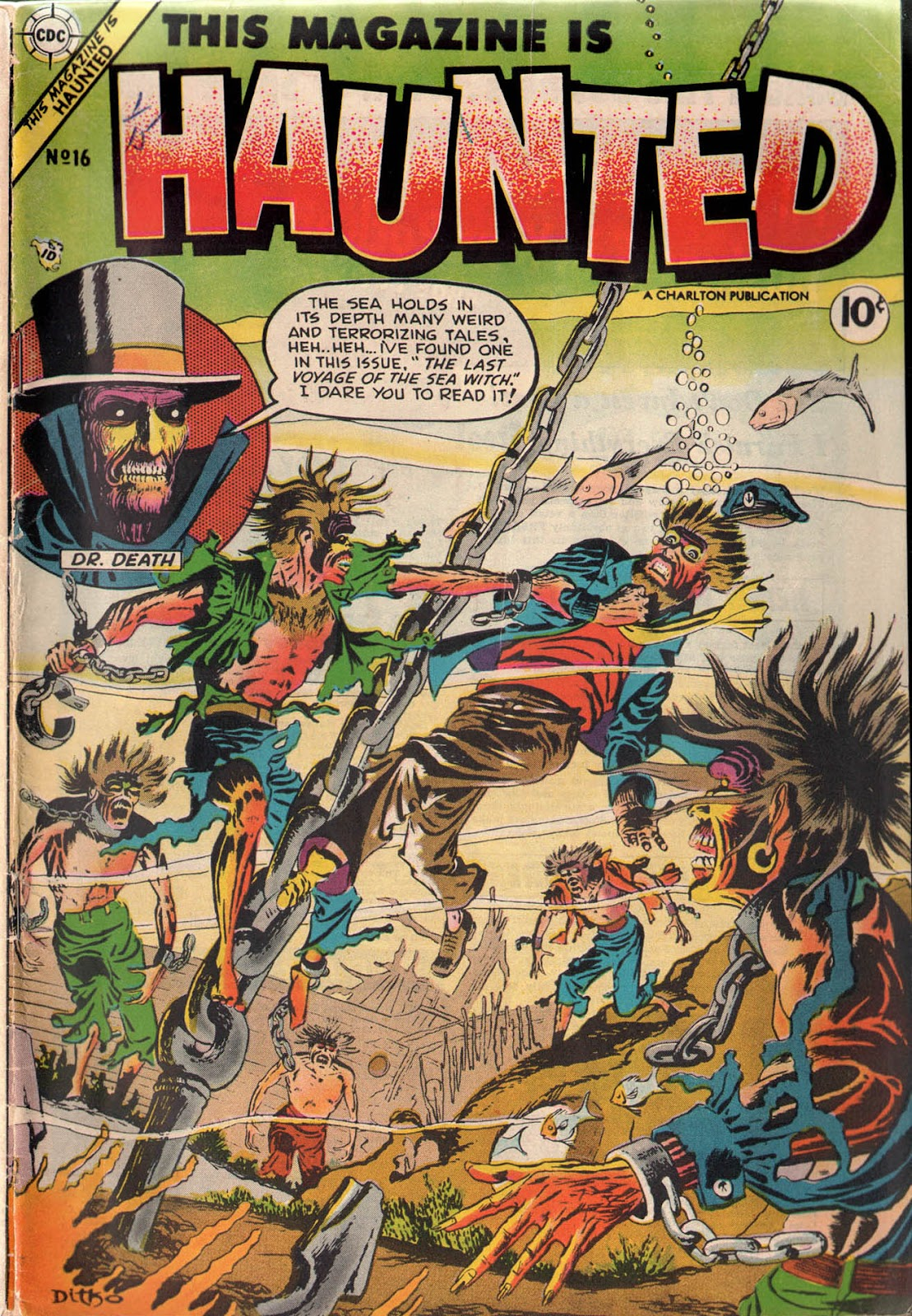 Read online This Magazine Is Haunted comic -  Issue #16 - 1