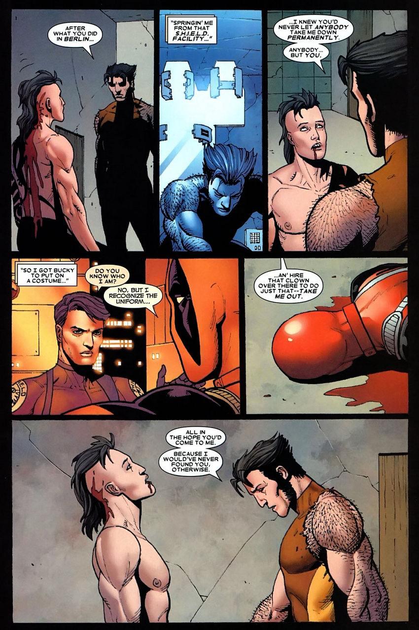 Read online Wolverine: Origins comic -  Issue #25 - 20