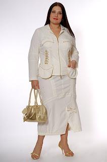 Модная одежда для полных женщин 2012, мода для полных фото!