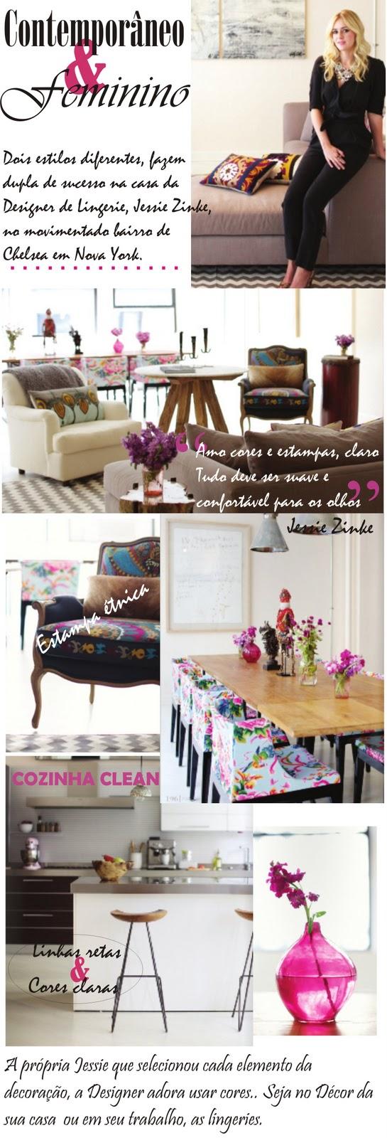 2ade027c6 Blog Luz   Design  Decoração da casa da Designer de Lingerie.