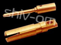 brass electronic pins, electronic pins and industrial plug pins.Brass electrical connector, brass electronic pins manufacturer and exporter