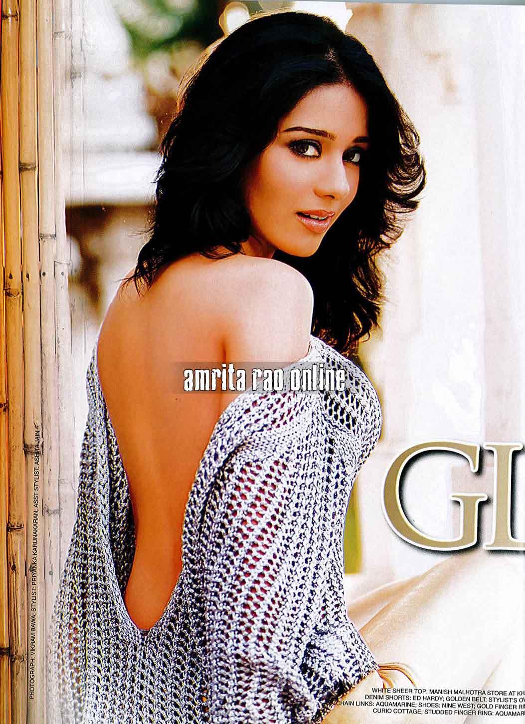 Amrita and Malaika Arora Hot Backless Pictures, Photos