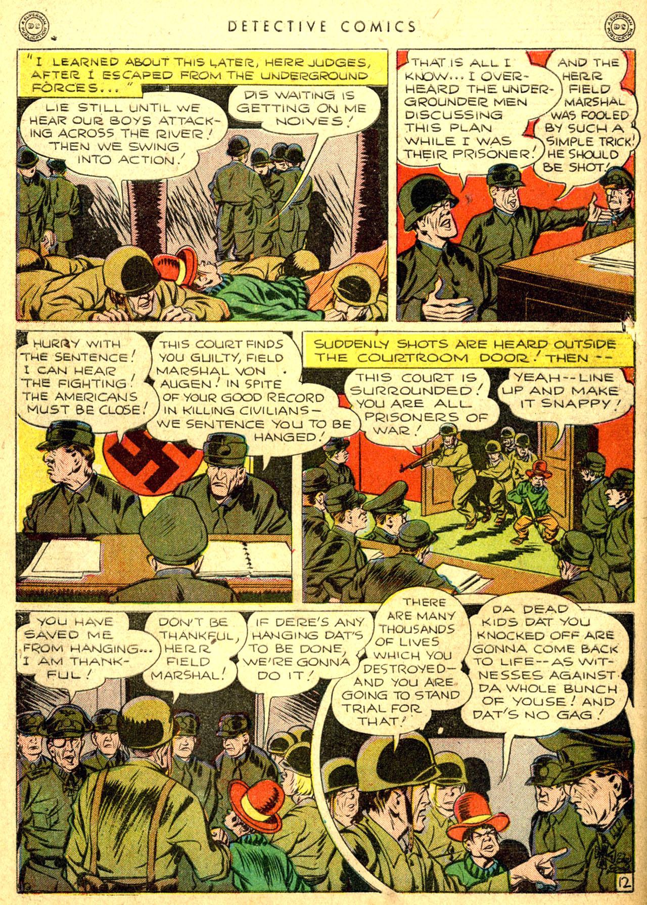 Read online Detective Comics (1937) comic -  Issue #98 - 50