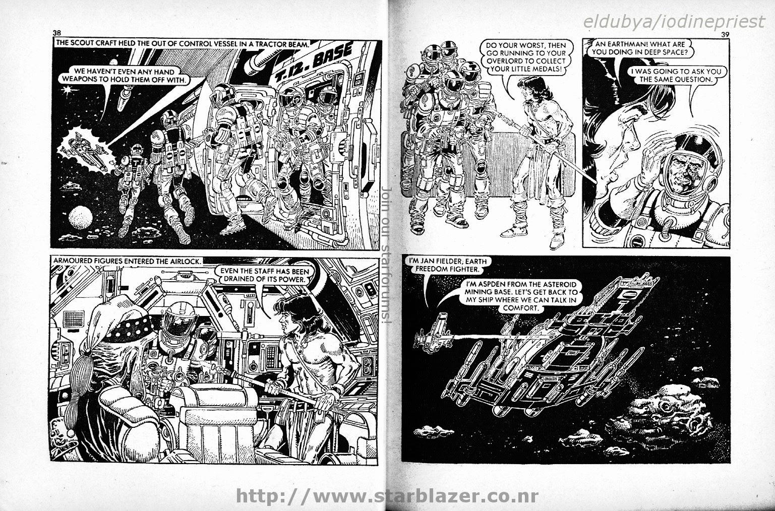 Starblazer issue 118 - Page 21