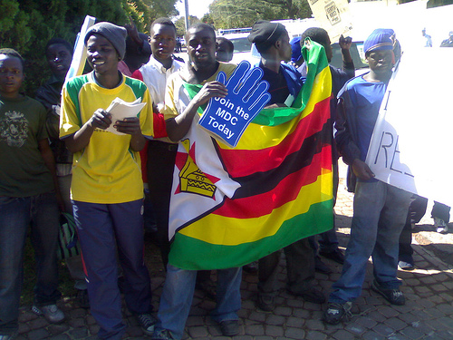 DEMOS AT ZIM EMBASSIES: SA HAS THEIRS ON 24/01/2008!!!