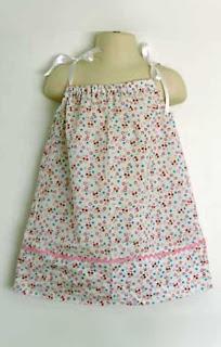 14ba8e10ae01 Come fare un vestito estivo per una bambina · 10 Giugno 2009 · Cucito per  bambini