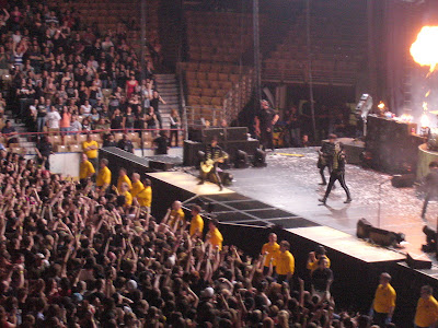 My Chemical Romance in concert