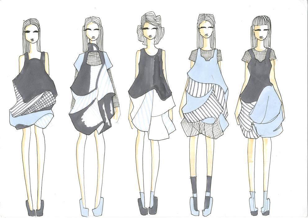 variation of final dress design ideas dress design ideas - Dress Design Ideas