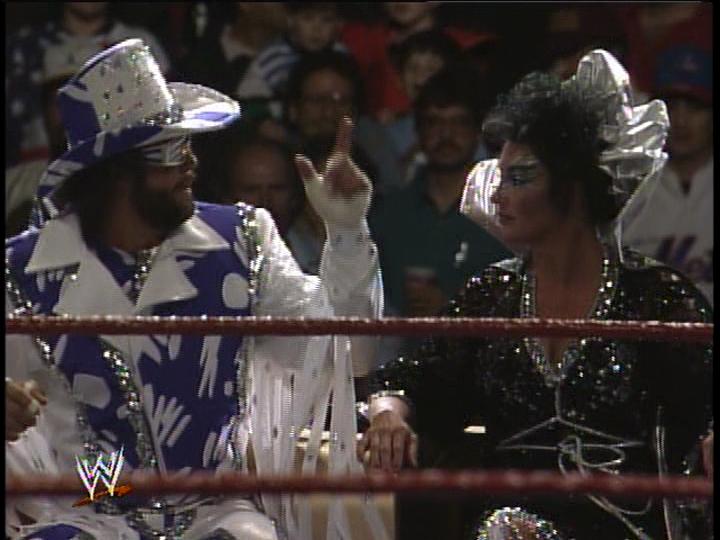 Randy Savage Wrestling Tv Tropes