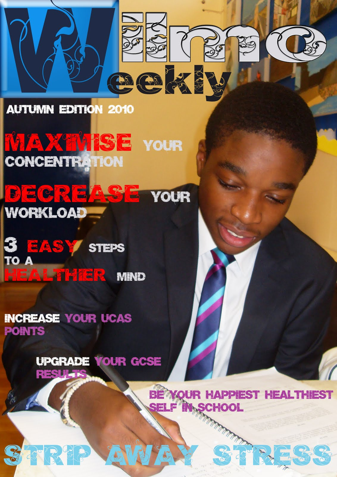 HTA PRODUCTIONS : School Magazines