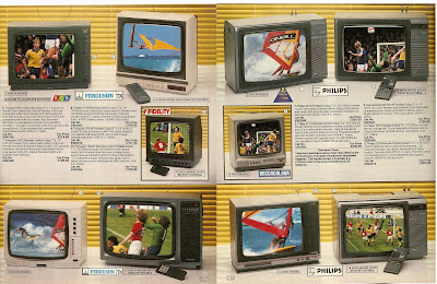80s Actual Some 1980s Television Sets