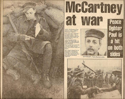 '80s Actual: Paul McCartney And The Pipes Of Peace, The ...