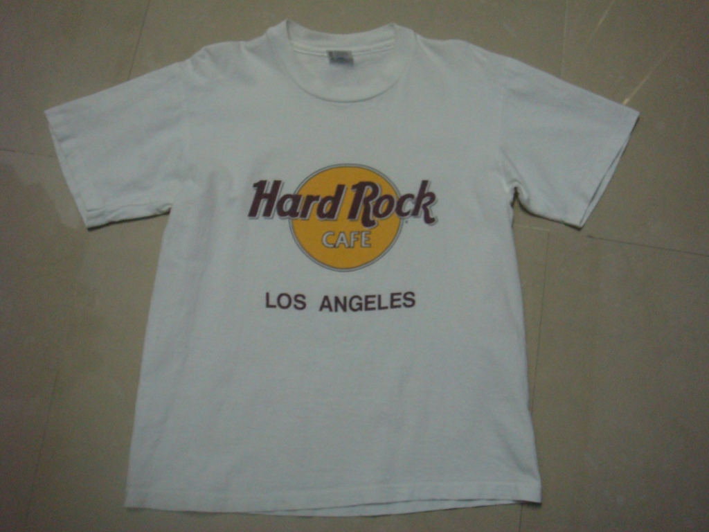 kobe bundle hard rock cafe los angeles t shirt sold. Black Bedroom Furniture Sets. Home Design Ideas