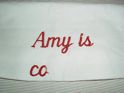 HOW TO EMBROIDER LETTERS - Embroidery Designs