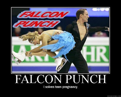 falcon martial arts punch