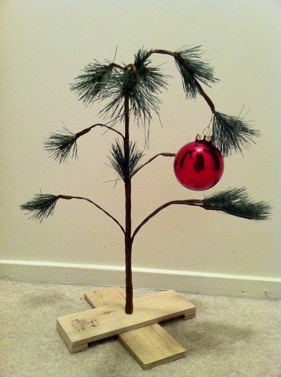 Charlie Brown Christmas Tree Walgreens