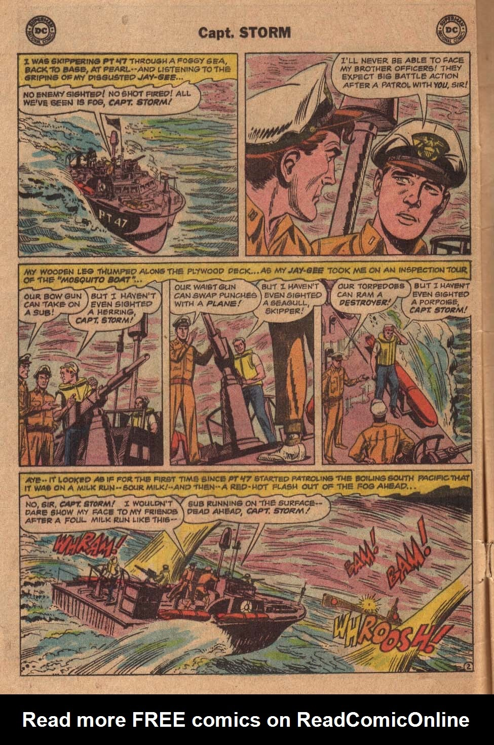 Capt. Storm issue 9 - Page 4