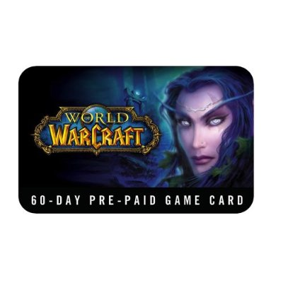 60 day game time card