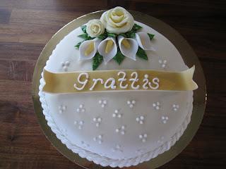 tårta grattis Gränslösa tårtor: Grattis tårta tårta grattis