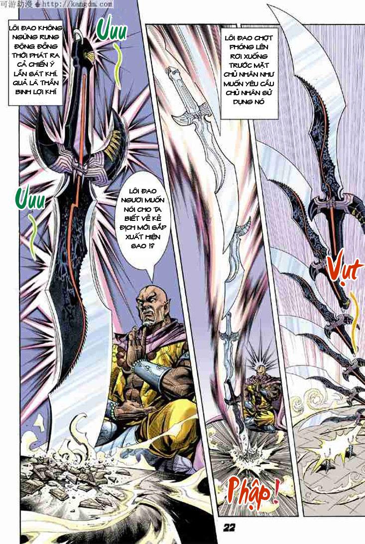 Đại Đường Uy Long chapter 6 trang 20
