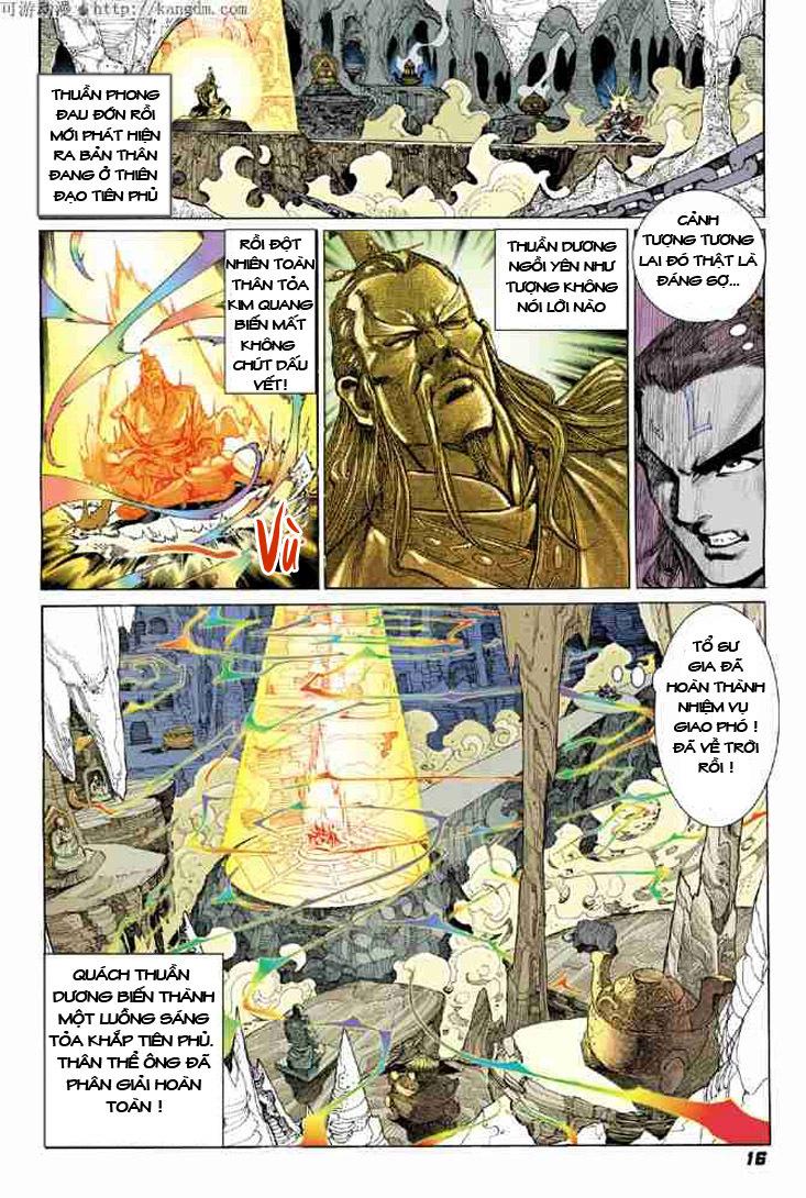 Đại Đường Uy Long chapter 6 trang 15