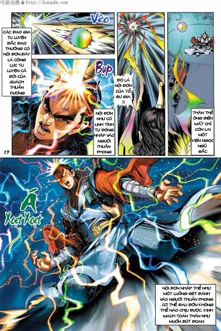 Đại Đường Uy Long chapter 6 trang 16