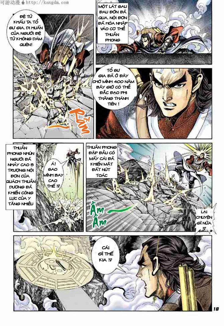 Đại Đường Uy Long chapter 6 trang 17