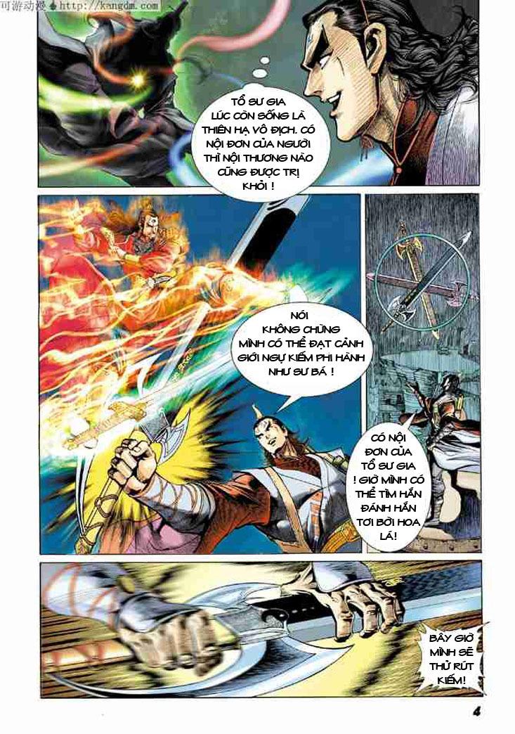Đại Đường Uy Long chapter 7 trang 3