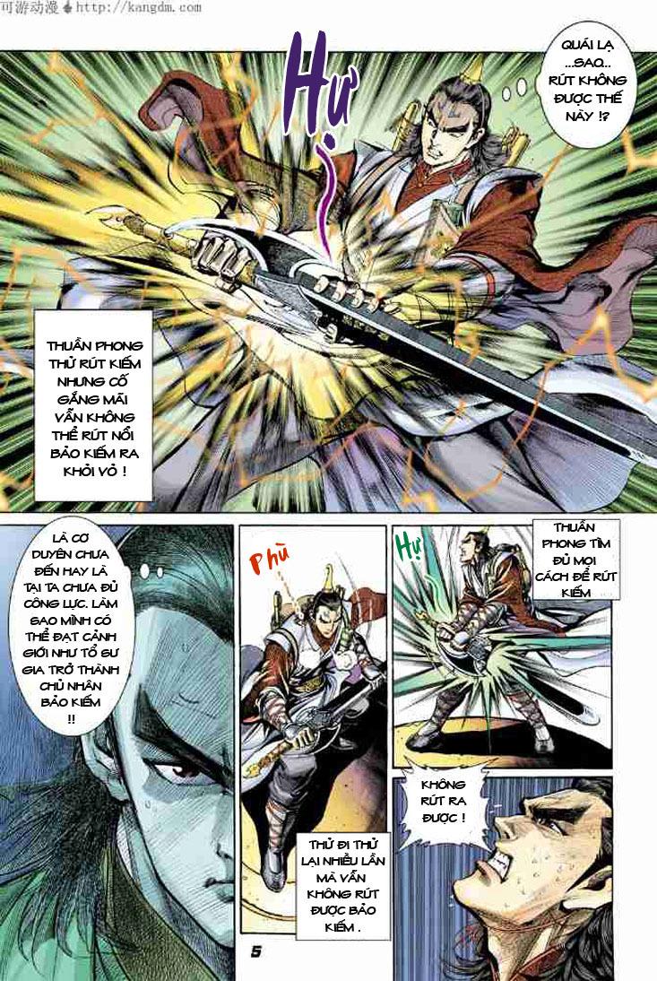 Đại Đường Uy Long chapter 7 trang 4