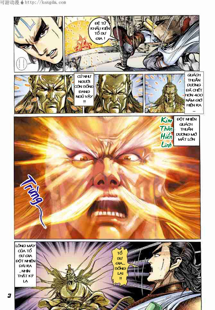 Đại Đường Uy Long chapter 6 trang 3