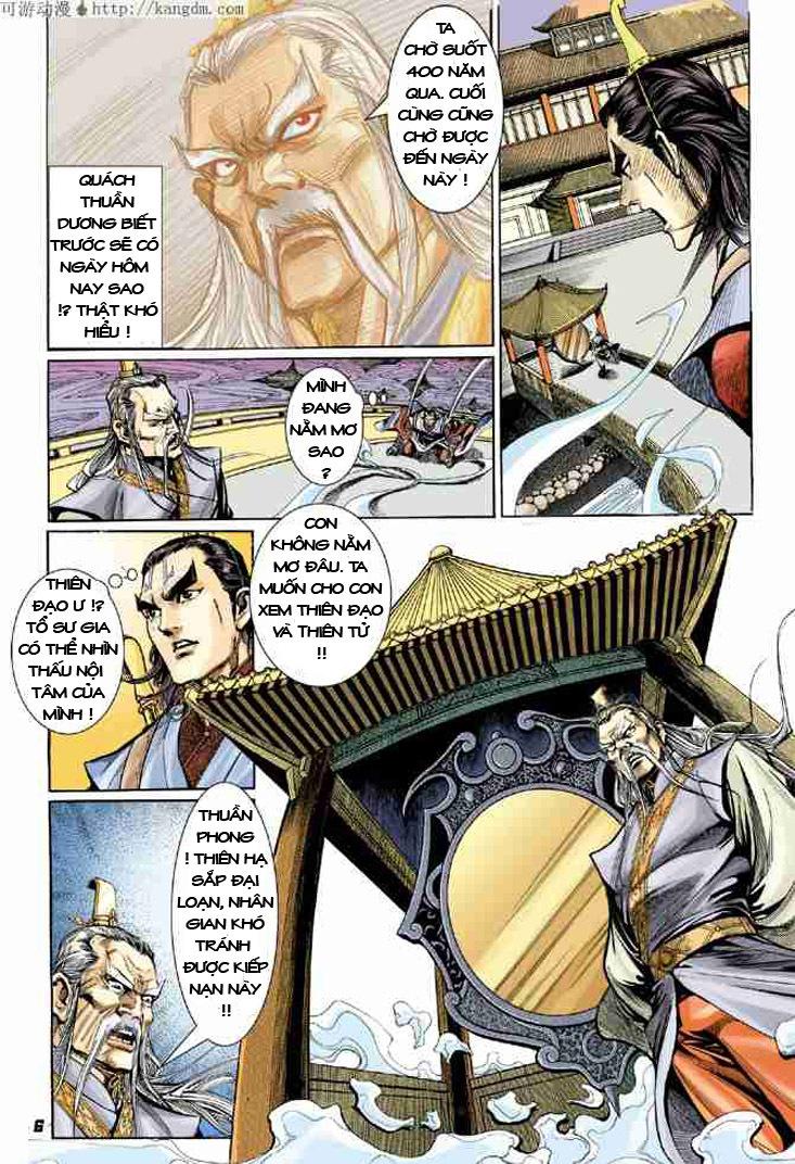 Đại Đường Uy Long chapter 6 trang 6