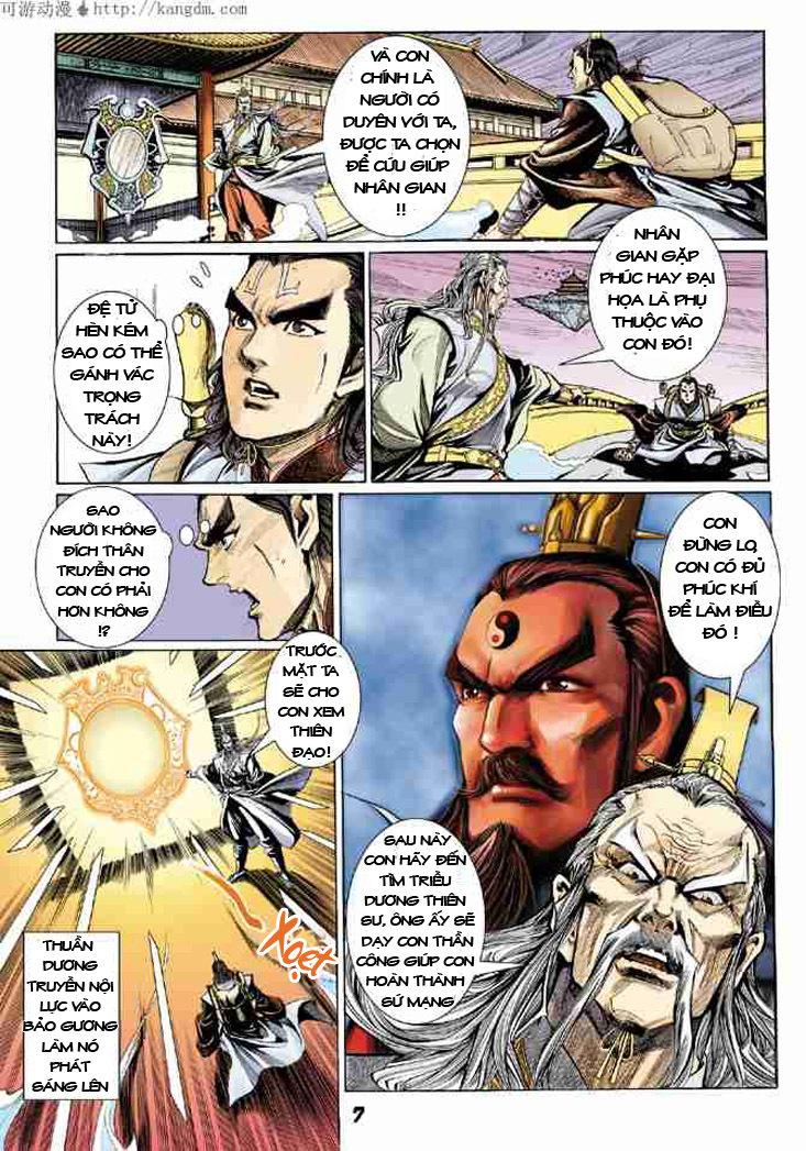 Đại Đường Uy Long chapter 6 trang 7