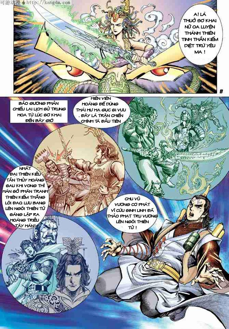 Đại Đường Uy Long chapter 6 trang 8