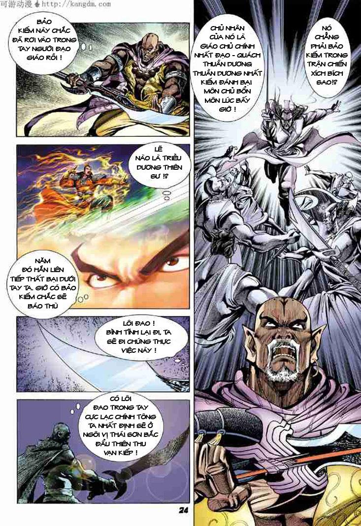 Đại Đường Uy Long chapter 6 trang 22