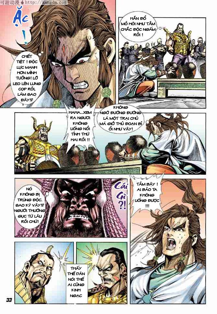Đại Đường Uy Long chapter 6 trang 31
